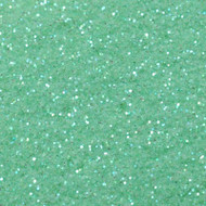 10 Gram Glitter Poof Bottle - Pastel Moss Green