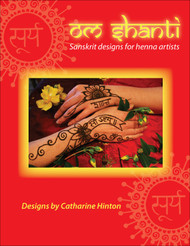 Om Shanti - Sanskrit Designs for Henna Artists