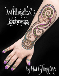 Whimsical Goddess - Henna Designs by Holly Ferreira