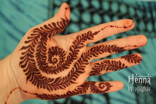 Artistic Organic Henna - 2016 Crop