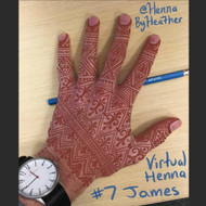 Virtual Henna - Moroccan style!
