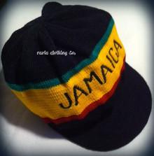 HEADWEAR - RASTA PEAK HAT - Page 1 - Rasta Clothing Company 96455ae81194