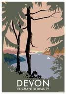 BB78449 - Devon, Enchanted Beauty (6 blank cards)