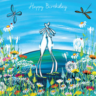 KA82877 - Happy Birthday (6 blank cards)
