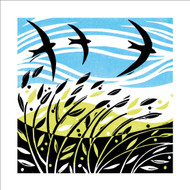 MA86895 - Swooping Swifts (6 blank cards)