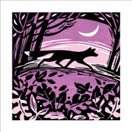 MA86896 - Twilight Fox (6 blank cards)