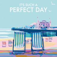 BB78992 - It's Such a Perfect Day (6 blank cards)