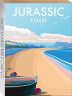 BX78121 - Becky Bettesworth - Jurassic Coast (6 miniboxes)