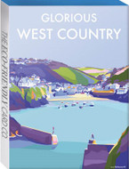 BX78123 - Becky Bettesworth - Glorious West Country (6 miniboxes)