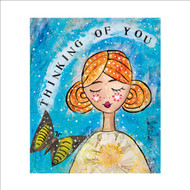 MD89010 - Thinking of You (6 blank cards)
