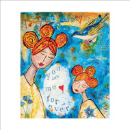 MD89975 - You and Me Forever (6 blank cards)