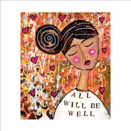 MD89978 - All Will be Well (6 blank cards)