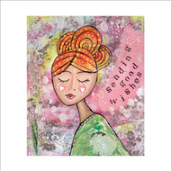 MD89983 - Sending Good Wishes (6 blank cards)