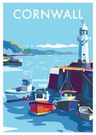 BB78019 - Cornwall (6 blank cards)