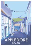 BB78020 - Appledore, Devon (6 blank cards)
