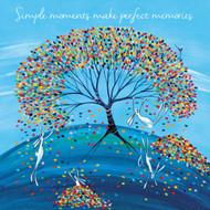 KA82034 - Simple moments make perfect memories (6 blank cards)