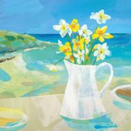 CH33039 - Daffodils (6 blank cards)
