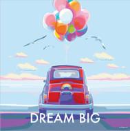 BB78050 - Dream Big (6 blank cards)