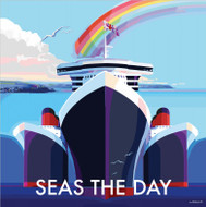 BB78052 - Seas the Day (6 blank cards)