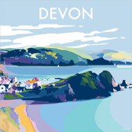 BB78054 - Devon (6 blank cards)