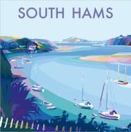 BB78055 - South Hams (6 blank cards)