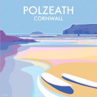 BB78771 - Polzeath, Cornwall (6 blank cards)