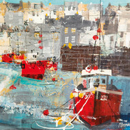 MB79437 - Cornish Harbour (6 blank cards)