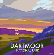 BB78075 - Dartmoor (6 blank cards)