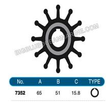 JMP FLEXIBLE IMPELLER #7352-01 (SPECS)