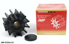 JMP FLEXIBLE IMPELLER #7608-01 (Impeller Image)