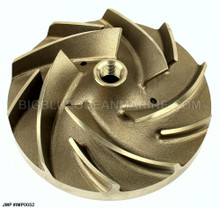 JMP BRONZE IMPELLER #IMP0052 (MTU2000 IMPELLER Replaces 869 201 00 25)