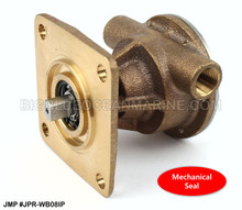 JMP #JPR-WB08IP JMP WESTERBEKE REPLACEMENT ENGINE COOLING PUMP
