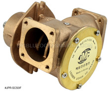 #JPR-SC50IF JMP Marine Scania Engine Cooling Seawater Pump Replaces Scania 1785018, Johnson 10-24308-02