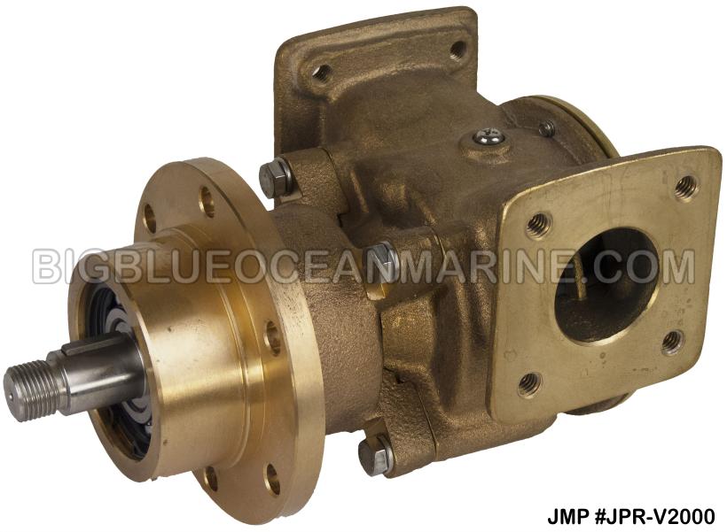 JMP Marine Volvo Penta Replacement Engine Cooling Raw Water Pump