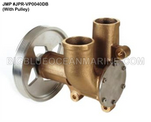 JMP #JPR-VP0040DB JMP VOLVO PENTA REPLACEMENT RAW WATER ENGINE COOLING PUMP (PUMP WITH PULLEY)