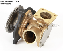 JMP #JPR-VP0110DA JMP BRAND VOLVO PENTA REPLACEMENT RAW WATER ENGINE COOLING PUMP (PUMP WITH GEAR)