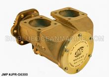 JMP #JPR-G6300 JMP DETROIT DIESEL REPLACEMENT RAW WATER ENGINE COOLING PUMP *Shifted Port Design