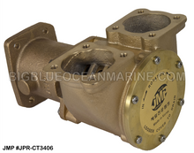 JMP #JPR-CT3406 JMP CATERPILLAR REPLACEMENT RAW WATER ENGINE COOLING PUMP