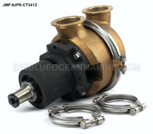 JMP #JPR-CT3412 JMP CATERPILLAR REPLACEMENT RAW WATER ENGINE COOLING PUMP