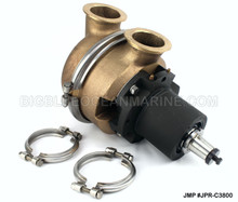 JMP #JPR-C3800 JMP CUMMINS REPLACEMENT RAW WATER ENGINE COOLING PUMP K38, KT38M, KTA38M, KTA50M