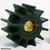 JMP FLEXIBLE IMPELLER #8100-02 (Actual Impeller Image)