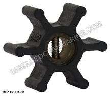 JMP FLEXIBLE IMPELLER #7001-02 (Actual Impeller Image)