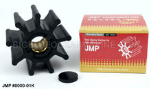JMP FLEXIBLE IMPELLER #8000-02 (Actual Impeller Image)