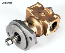 #JPR-S7633 JMP MARINE JOHN DEERE REPLACEMENT ENGINE COOLING SEAWATER / RAW WATER PUMP Replaces John Deere RE515657RE517226, RE540399, DZ114700, Sherwood P1733X