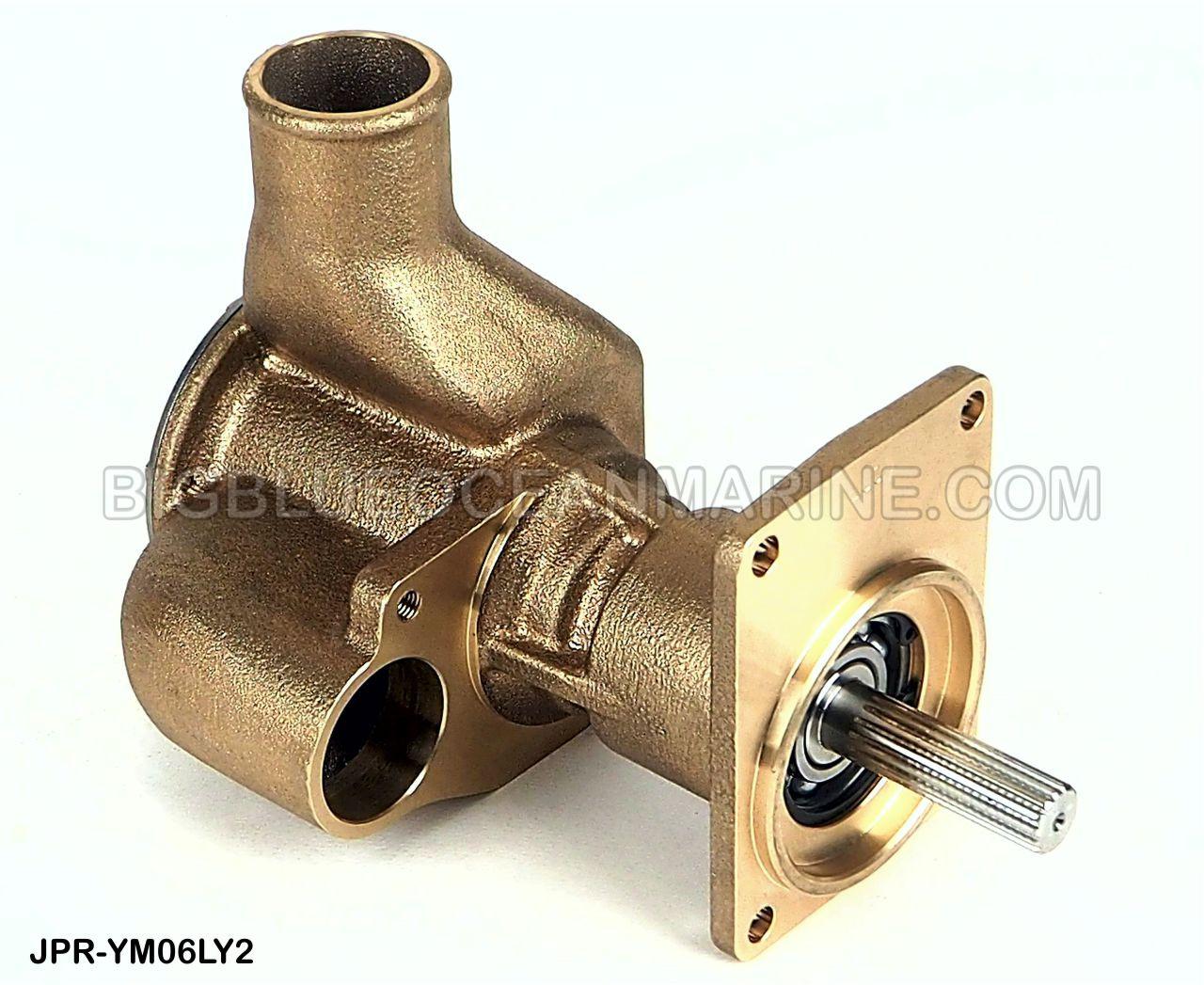 JMP Marine Yanmar Replacement Engine Cooling Seawater Pump