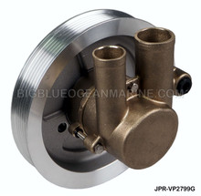 JMP #JPR-VP2799G JMP VOLVO PENTA REPLACEMENT RAW WATER ENGINE COOLING PUMP