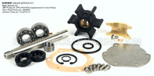 #JSK0091 - MAJOR SERVICE KIT Services: JPR-VP0010DA JMP Marine Pump Services: Volvo Penta Pump 3593654