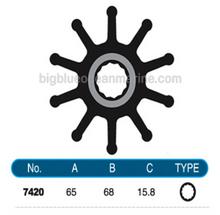 JMP FLEXIBLE IMPELLER #7420-01 (SPECS)