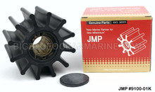 JMP FLEXIBLE IMPELLER #9100-01 (Impeller & End Cap)