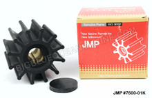 JMP FLEXIBLE IMPELLER #7600-01K (Kit comes with O-Ring)